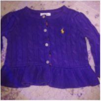Suéter Ralph Lauren 9 meses - 9 meses - Ralph Lauren