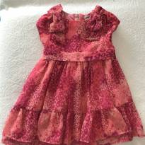 Vestido charmoso - 1 ano - Animê