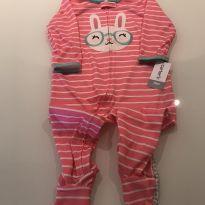Macacão pijama - 18 meses - Carter`s