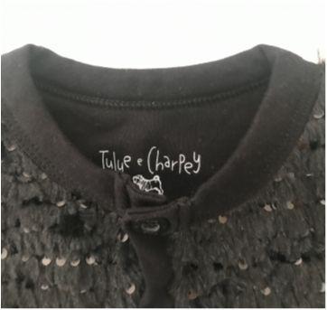 Casaquinho estiloso - 1 ano - Charpey