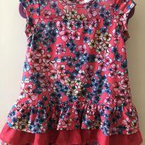 Vestido charmoso - 2 anos - Animê