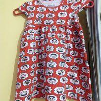 Vestido Turma da Mônica - 3 anos - TURMA DA MONICA