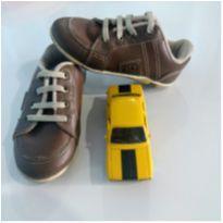 Sapato marrom - Pimpolho Tam. 21 - 21 - Pimpolho