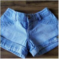 short jeans - 24 a 36 meses - Não informada