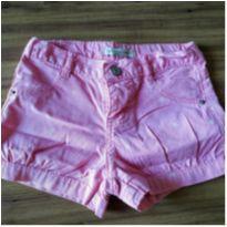 short rosa - 3 anos - Baby Club