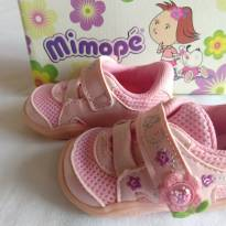 Tênis Mimopé tamanho 17 - 17 - Mimopé