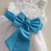 Vestido Daminha lindooo - 4 anos - Importado