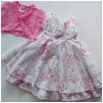 Vestido Festa Maravilhoso - 3 anos - bella child