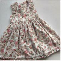 Vestido Florido - 2 anos - Pakita