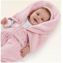 Cobertor Baby SAC Rosa 2 em 1 -  - jolitex