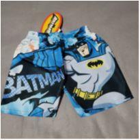 Bermuda Batman - 1 ano - Fakini