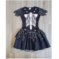 Vestido Halloween - 11 anos - Tango Fashion