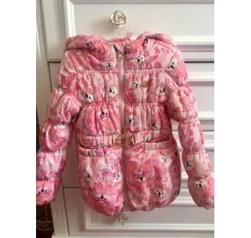 Jaqueta de frio rosa da Lilica Ripilica - 2 anos - Lilica Ripilica