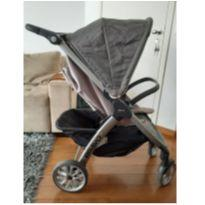 Carrinho de bebê Bravo + bebê conforto ( Modelo Bravo) -  - Chicco