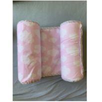 rolo segura bebê e travesseiro e travesseiro cabeça chata -  - Outras