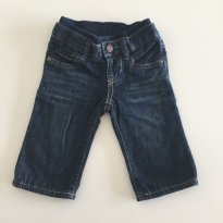 Calça jeans Gap Baby 3-6 meses - 3 a 6 meses - Baby Gap