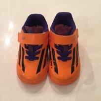 Chuteira Adidas Laranja - 18 - Adidas