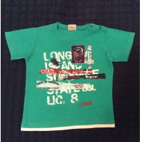 Camiseta verde - 18 meses - Have Fun