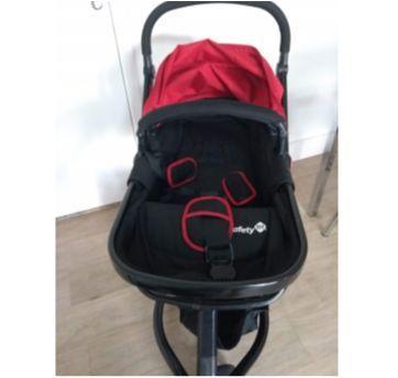 Conjunto de carrinho travel system 3 em 1 - Safety 1st - Sem faixa etaria - Safety 1st