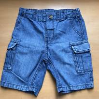 Shorts Jeans Carter`s - 2 anos - Carter`s