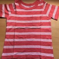 Camiseta Listras - 2 anos - Carter`s