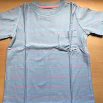 Camiseta Listrinhas Neon - 2 anos - Carter`s