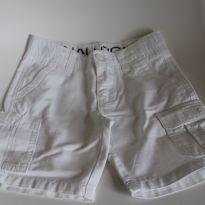 Shorts Branco Nautica - 3 anos - Nautica