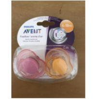 Chupeta Philips Avent Freeflow 6 - 18 meses -  - Avent Philips