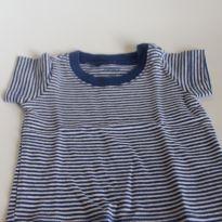 Camiseta Listradinha - Recém Nascido - Carter`s