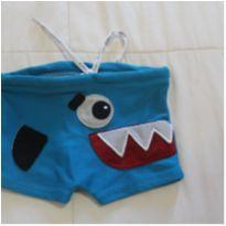 Sunga Tubarão - 1 ano - Cara de Criança