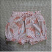 Shorts Malha Dino - 3 a 6 meses - Baby Gap