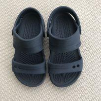 Sandália Crocs Infantil Azul - 25 - Crocs