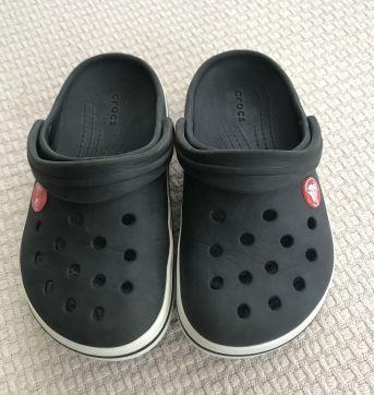 Crocs Crocband Infantil Preto - 25 - Crocs