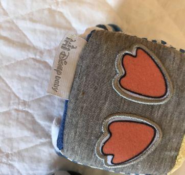Cubos Pelúcia Baby Disney - Sem faixa etaria - Disney baby