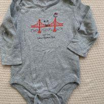 Body Baby Gap San Francisco - 6 meses - GAP e Baby Gap