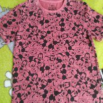 Camisa Mickey Mouse - 8 anos - Disney