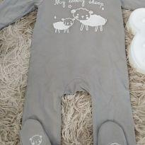 Macacão NOVO! - 6 meses - Kiabi Baby