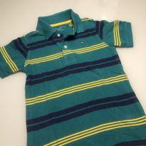 Polo - 4 anos - Tommy Hilfiger