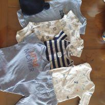 Lote Carter`s 3-6 meses - 3 a 6 meses - Carter`s