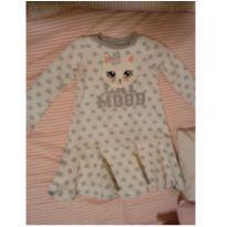 Vestido momi mini - 4 anos - Momi