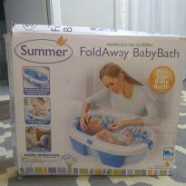 Banheira dobrável -  - Summer Infant