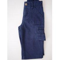 Calça Azul Marinho - Carter´s  (Tam 9meses) - 9 meses - Carter`s