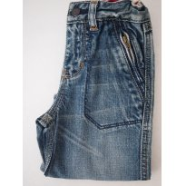 Calça Jeans - Gap - (Tam 12 a 18 meses) - 12 a 18 meses - Baby Gap