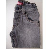 Calça Black Jeans - Levis - Tam 2 - 2 anos - Levi