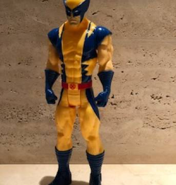 Boneco Wolverine - Sem faixa etaria - MARVEL