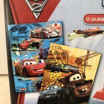 Quebra Cabeça Carros - Disney Pixar -  - Jak