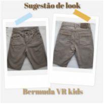 Bermuda Caqui VRkids - 6 anos - VR Kids