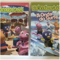 Kit 2 DVDs Backyardigans -  - Paramount