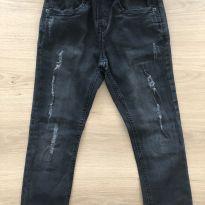 Calça preta Zara - 9 anos - Zara