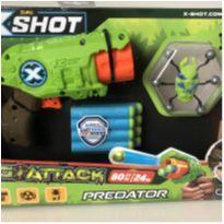 Lançador de Dardos X-Shot Bug Attack Predador - Candide -  - Candide